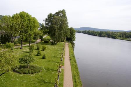 水, 河, 河道景观, 自然, 春天, 银行, 水域
