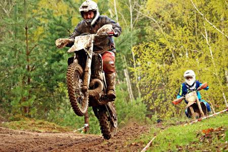 耐力赛, 摩托车越野赛, 摩托车, dirtbike, 摩托车越野赛骑, 赛车, 跳转