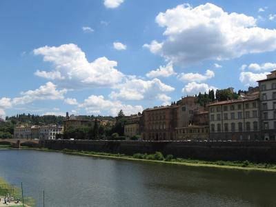 弗洛伦斯, 河, 阿尔诺河, 意大利