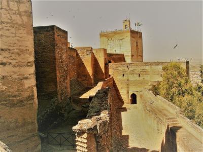 阿尔卡萨瓦, 格兰纳达, 阿罕布拉, 旅游, 建筑, 历史, 著名的地方