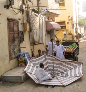 埃及, 阿斯旺, 工匠, 阳伞