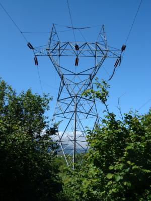 电动, 电力线, 电源, 电力, 能源, 行业, 天空