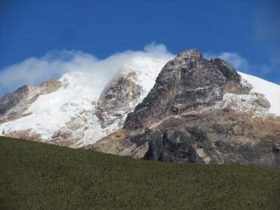白雪皑皑的山顶, 岩石, 帕拉莫, 自然, 沼地, 雾, 哥伦比亚