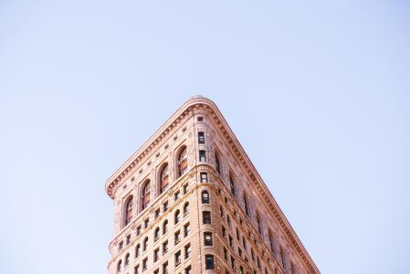 棕色, 建设, 白天, 天空, 最小, 淡入淡出, 极简主义