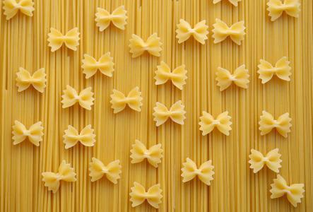 面条, 意大利面, 意大利面, 厨, 碳水化合物, 黄色, 吃