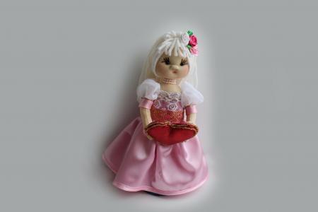最爱的娃娃, 手工制作, 玩具, 工艺品, 纺织品, 儿童, 礼物