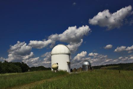 天文台, 天空, 心情, 景观, 自然