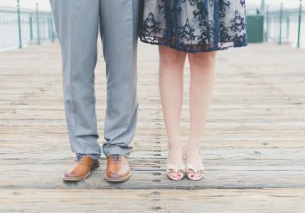 时尚, 双脚, 鞋类, 女孩, 男子, 人, 码头