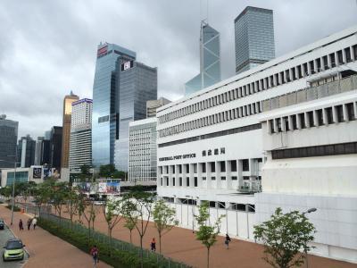 香港, 邮局, 建设