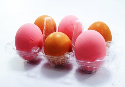 鸡蛋, 新鲜, 胆固醇, 农场, 棕色, 食品, 厨房