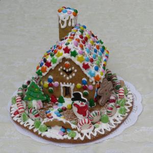 姜饼屋, 糕点, 姜饼, 装饰, 圣诞节, 糖果, 甜