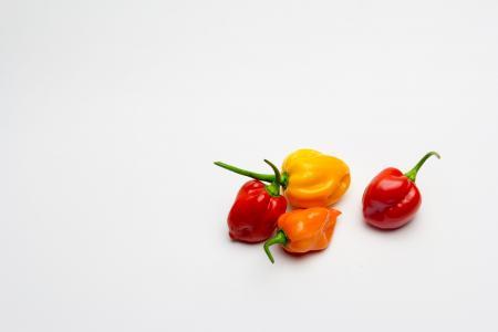辣椒, 那, aji, 香辣, 智利, 蔬菜, 蔬菜