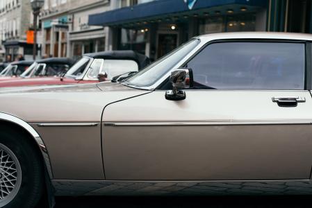 老式经典车