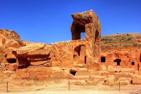 土耳其, 马尔丁, antikkent, 皮重, 历史文化名城