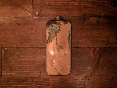 油可以, 铜, 锈, 包浆, 木材-材料, 老