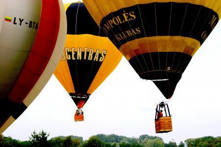 气球, 飞行, 旅行, 热气球之旅, 浮法, 飞, 取消