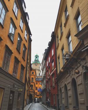斯德哥尔摩, 城市, 瑞典, 欧洲, 斯堪的那维亚, 旅行, 天际线