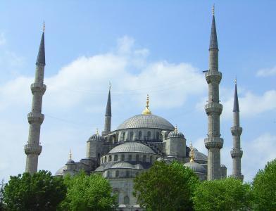 清真寺, 伊斯坦堡, 土耳其, 伊斯兰, 感兴趣的地方, 宗教, 宣礼塔
