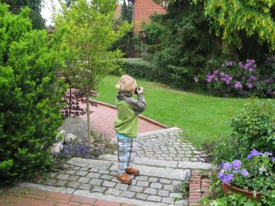 摄影师, 儿童, 男孩, 第一步, 相机, 照片, 照片游客