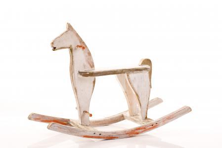 konik, 那匹马, 波兰, 木材, 木制, 玩具, 儿童