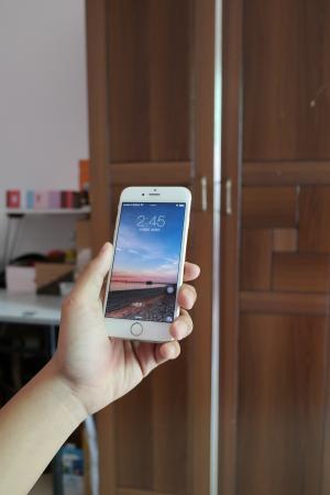 iphone6, iphone, 苹果, 移动, 科技, 数字