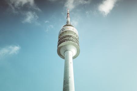 建筑, 蓝蓝的天空, 城市, 城市景观, 云彩, 夏时制, 高