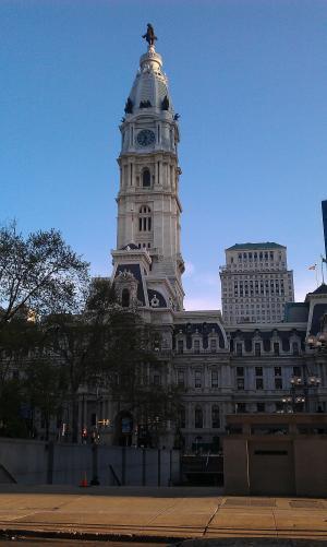 费城, 宾夕法尼亚州, 市政厅, 威廉佩恩