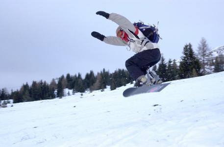 滑雪, 雪, 冬天, 山脉, 乐趣, 赛季, 感冒