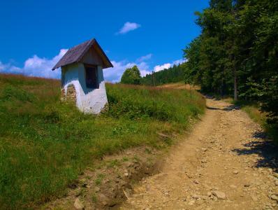 教堂, 徘徊, 山脉, 波兰, 远足, 旅游, 山徒步旅行