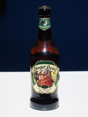 啤酒, 啤酒瓶, 姜胡子啤酒, 饮料, 瓶, 酒精, 玻璃