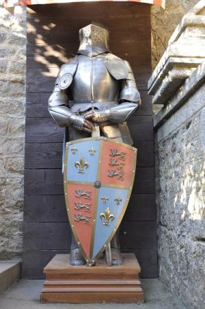 盔甲, 历史, 徽章, 圣米歇尔, 法国, 皮埃尔 ·, 城堡