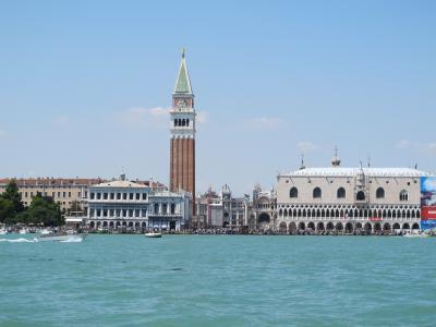 意大利, 威尼斯, 圣马克广场, 环礁湖