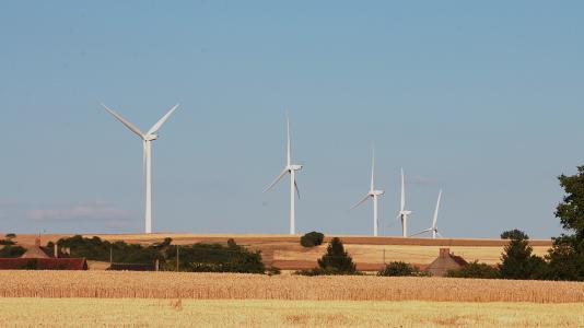 风力涡轮机, 电力, 能源, 电压, 电动, 风, 新能源
