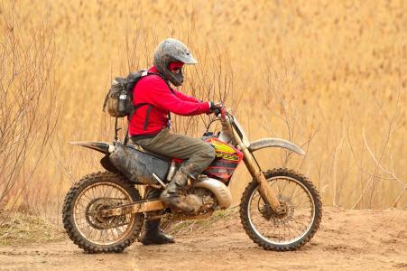 冒险, 自行车, 越野车, 摩托车越野赛, 摩托车, 摩托车, 车手