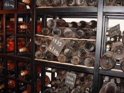 老, 葡萄酒瓶, 葡萄酒, 瓶, 酒精, 玻璃, 酒厂
