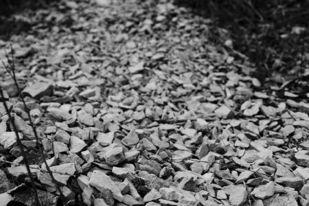 碎片, 石头, 纹理, 碎片, 灰色, 户外