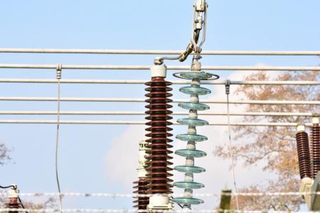 当前, 电源线, 电源, 能源, 技术, 电力, 电压绝缘子