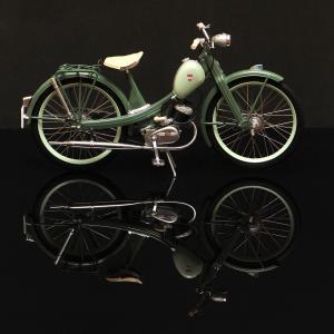 nsu, nsu 快速, 轻便摩托车老, 旧轻便摩托车, 轻便摩托车, 老, 1953