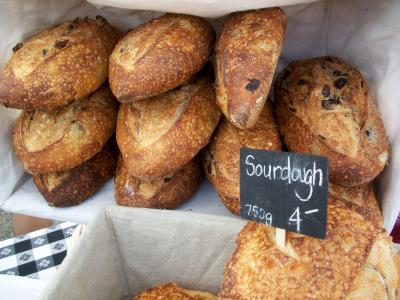 面包, 面包, 工匠, 新鲜, 面包店, 棕色, 小麦