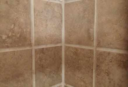 瓷砖, 平铺, 纹理, 灌浆, 浴室, 墙上, 广场