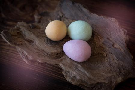 鸡蛋, 巧克力蛋, 鸡蛋结霜, 复活节, 复活节彩蛋, 甜, 多彩