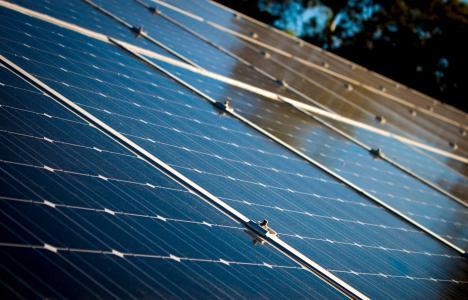 小组, 太阳能, 电源, 能源, 环境, 电气, 技术