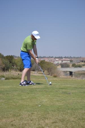 高尔夫, 秋千, 驱动器, 议案, 体育