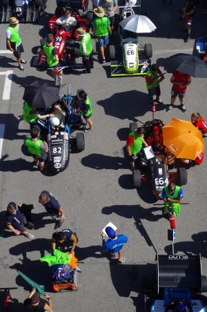 赛车, 夏季, 事件, 遮阳伞, 人类, 阳光, 等待