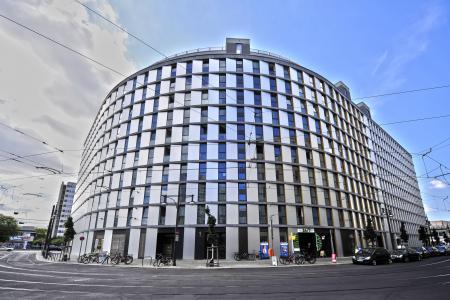 柏林, 亚历山大奥, 建设, 窗口, 建筑, 立面