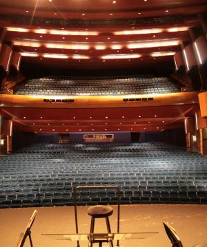 剧院, 场景, 主任, 艺术, 音乐, 瓜剧院, 室内