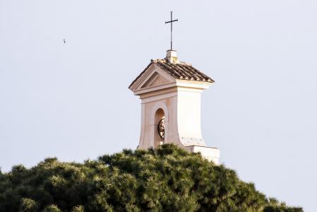 桑蒂 cosma e damiano, 大教堂, 罗马, 教会, 钟楼, 建筑, 纪念碑