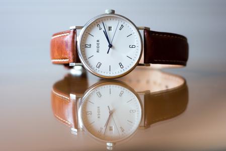 模拟手表, 模糊, 经典, 特写, 优雅, 时尚, 焦点