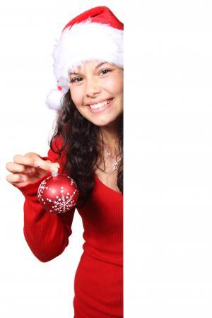 董事会, 圣诞节, 克劳斯, 女性, 摆设, 女孩, 快乐