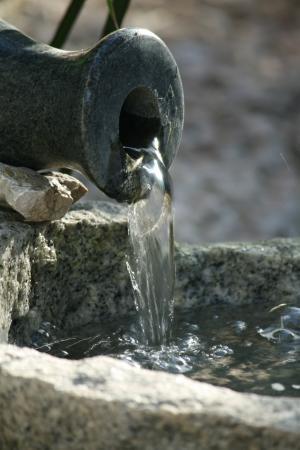 水, 双耳瓶, 夏季